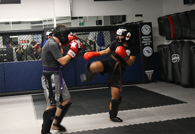 Infinity Mixed Martial Arts – Pacific Top Team